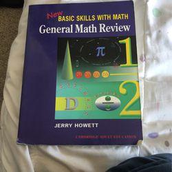 Math book for Sale in Brockton,  MA
