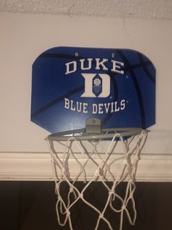 Duke Door Basketball Net with Ball for Sale in Raleigh,  NC