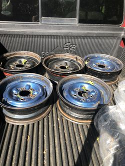 """Rims- 1962 Chevy 14"""" for Sale in Portland,  OR"""