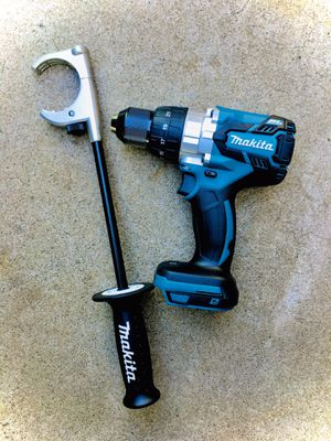 New Makita LXT Brushless Hammer Driver Drill & Handle for Sale in Modesto, CA
