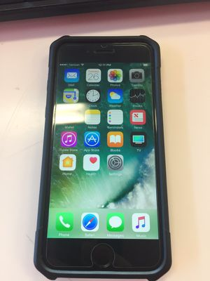 Globally unlocked iPhone 6 64gb space grey for Sale in San Francisco, CA
