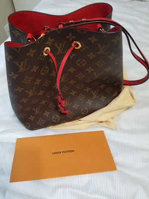 Authentic Louis vuitton Neo Noe new condition for Sale in Concord, CA