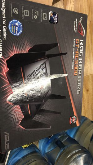 Asus GT-AC5300 (Renewed) Gaming Router for Sale in Industry, CA