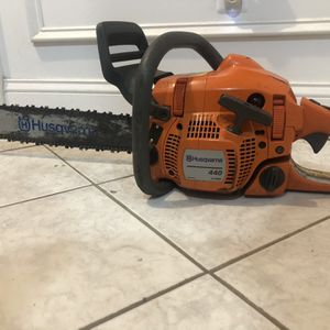 Husqvarna 440 Chainsaw for Sale in North Haven, CT