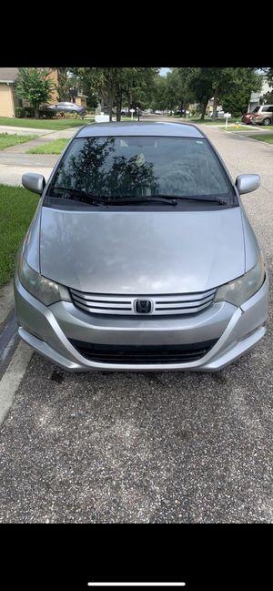 Honda Insight 2010 Silver for Sale in Tampa, FL
