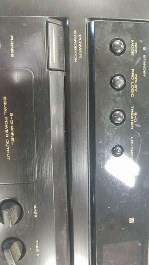 Pioneer VSX-456 Receiver 260W Dolby Logic for Sale in Pittsburgh, PA