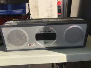 Marantz DAvED speaker/tuner for Sale in North Las Vegas, NV