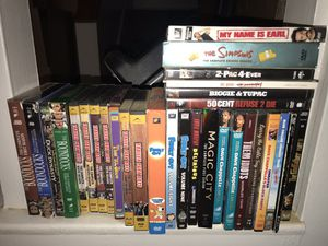 Dvds and Blu-ray's for Sale in Prattville, AL