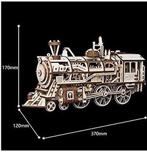 LOCOMOTIVE WOODEN PUZZLE for Sale in Yonkers, NY