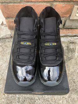 Jordan 11 Gamma Blues Size 11 for Sale in Missouri City,  TX