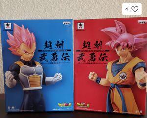 Goku and vegeta statue for Sale in Stockton, CA
