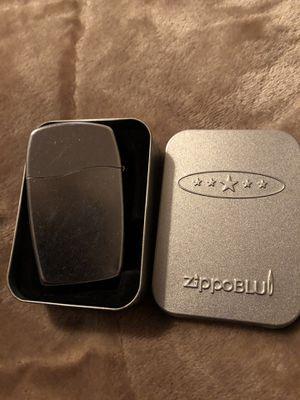 ZIPPO BLU LIGHTER for Sale in Fresno, CA