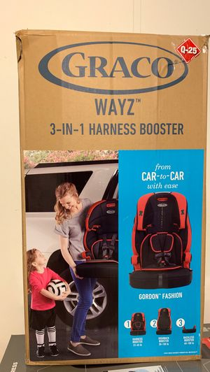 Graco booster car seat for Sale in Perris, CA