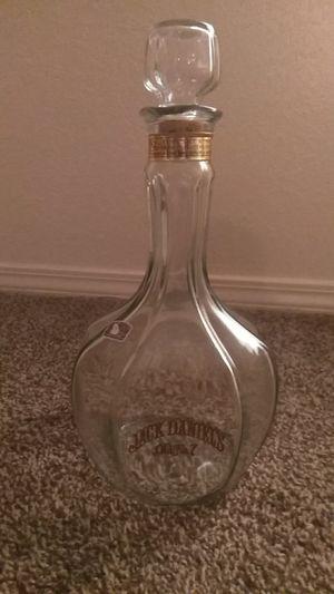 Old jack Daniels whiskey bottle for Sale for sale  Haysville, KS