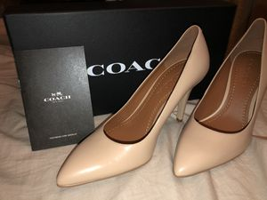 Coach heels for Sale in Milton, DE