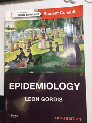 Epidemiology by Leon gordis for Sale in Fort Worth, TX