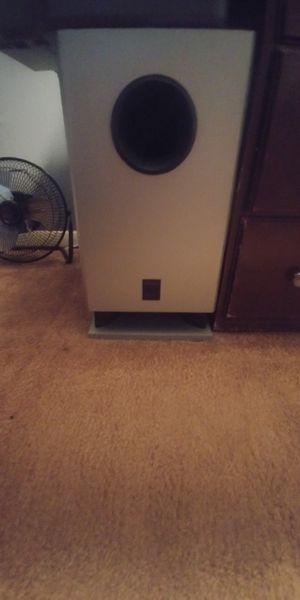 Onkyo 600 watt home theater system for Sale in Smyrna, GA