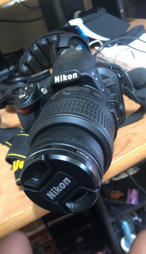 Nikon D3100 +AF-S NIKKOR 18-55mm 1:3-5.6G Lense for Sale in North Caldwell, NJ