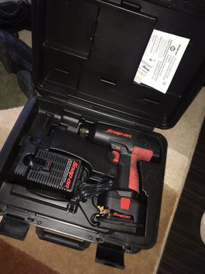 Snap-On Tool and Battery for Sale in Macomb, MI