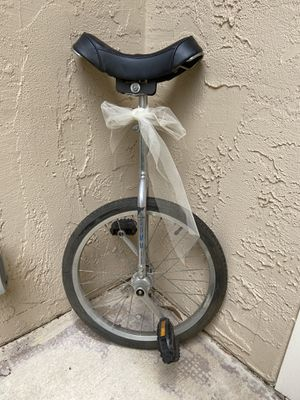 Summit Unicycle for Sale in Lake Dallas, TX