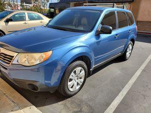 2009 Subaru Forester for Sale in La Puente, CA