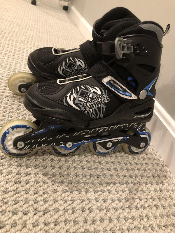 Bladerunner Boys' Phoenix Inline Skates (size 5/8)