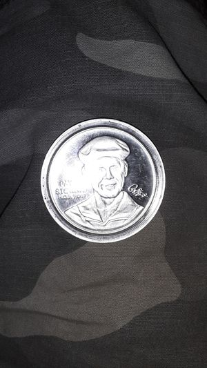 Payne Stewart Hall of Fame 2001 coin collector for Sale in Belleair, FL