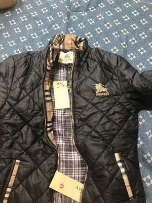 Burberry jacket for Sale in Fayetteville, NC