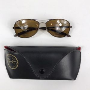 Ray-Ban 58 Sunglasses ray ban glasses Frames Carbon Fiber RB8301 014 58/14 3N for Sale in Sioux Falls, SD