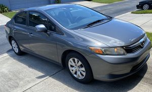 2012 Honda Civic LX - Excellent Condition for Sale in Windermere, FL