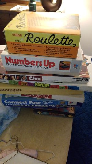 13 board games for Sale in Washington, PA