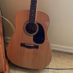 Acoustic Guitar for Sale in Ramona,  CA