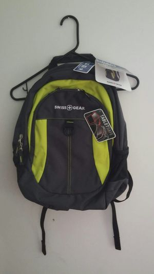 New with Tags - Swiss Gear Swiss Gear TabletSafe Hiking School Backpack - Item #SA6610.C for Sale in Santa Monica, CA