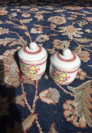 Germaine Monteil Ginger Jar Pair for Sale in Leavenworth, WA
