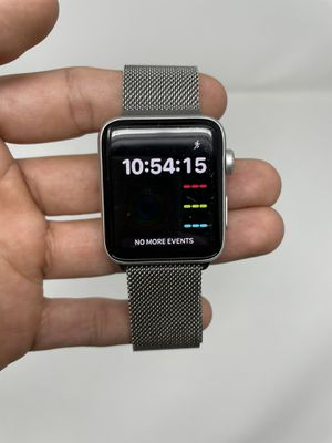 Apple Watch Series 3 SILVER LTE for Sale in Fullerton, CA