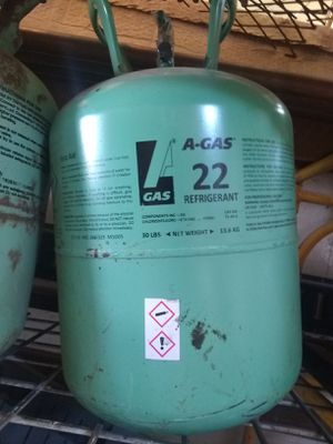 R22 unopened freon 30 lb for Sale in Phoenix, AZ