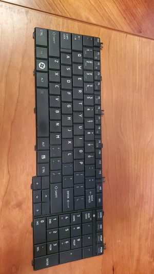 Toshiba laptop keyboard for Sale in Forest Grove, OR