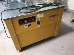 POLYCHEM PC100 Strapping machine for Sale in Seattle, WA