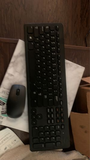 Wireless Keyboard and Mouse for Sale in Brandon, FL