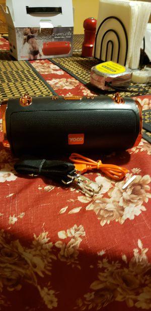 Speaker portable wireless yoco for Sale in Fresno, CA