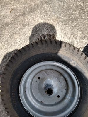 Craftsman Tractor Wheels for Sale in Lemont, IL