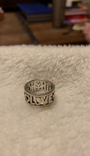 James Avery Faith Love Hope ring for Sale in San Antonio, TX