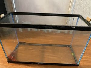 Fish tank 30 gallons, for Sale in San Francisco, CA