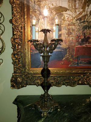 Bronze candelabra for Sale in Hialeah, FL