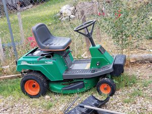 Lawn Mower Rider for Sale in Salt Lake City, UT