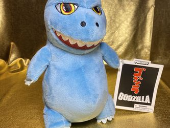 Godzilla New With Tags Plushie Plush Toy for Sale in San Antonio,  TX