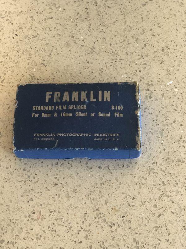 8mm Film Editing Kit