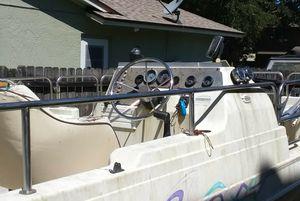Boat Citation pontoon top v hull for Sale in Brandon, FL