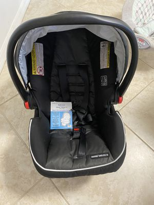Car seat, a bouncer and a chair for $150 for Sale in Port St. Lucie, FL