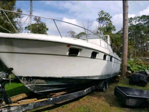 1990 esprite 3370 yacht for Sale in Dunnellon, FL